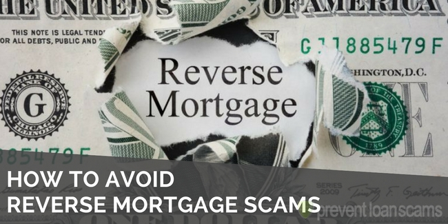 Avoiding Reverse Mortgage Scams