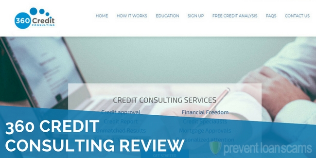 360 Credit Consulting Review 2020