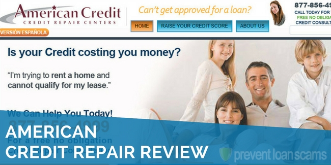 american credit repair review