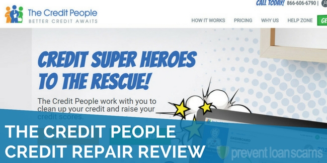 The Credit People Review 2018
