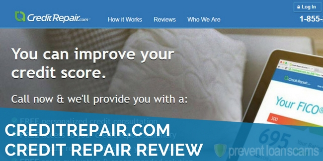 CreditRepair.com Review 2018