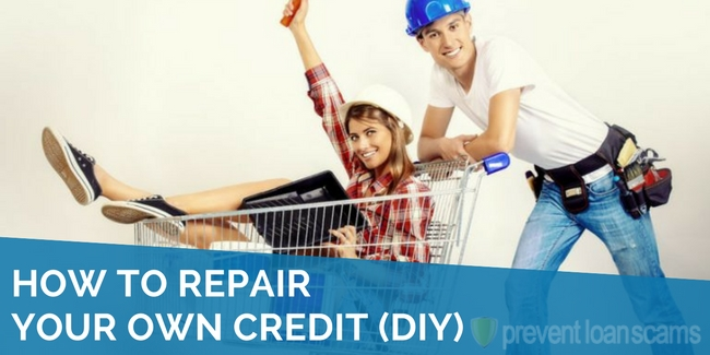 How to Repair Your Own Credit (DIY)
