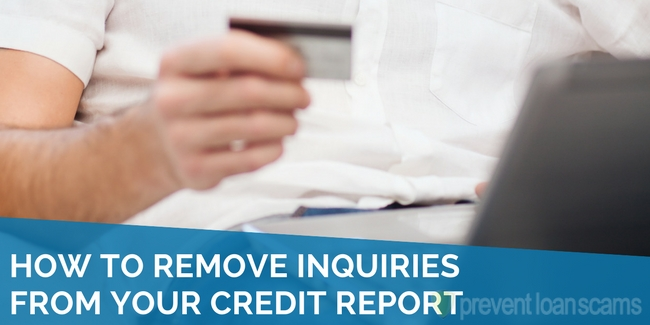 How Long Do Hard Inquiries Stay On Your Credit >> How To Remove Hard Inquiries From Your Credit Report Updated For 2019