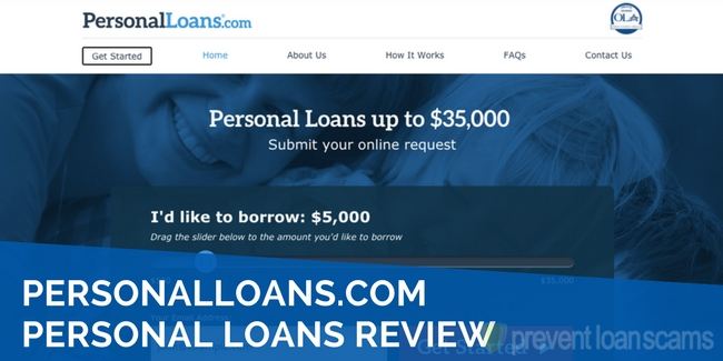 personalloans.com personal loans review