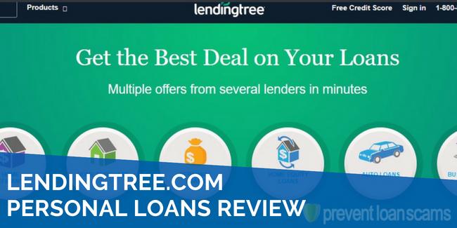 LendingTree.com Personal Loans Review