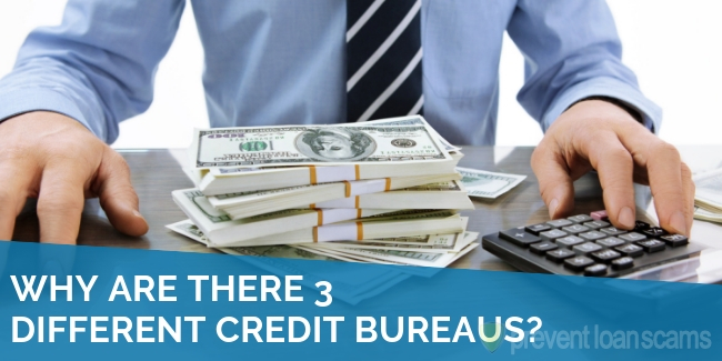 Why Are There 3 Different Credit Bureaus