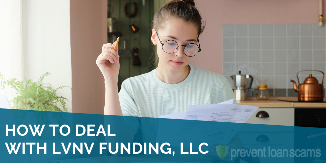 How to Deal With LVNV Funding, LLC