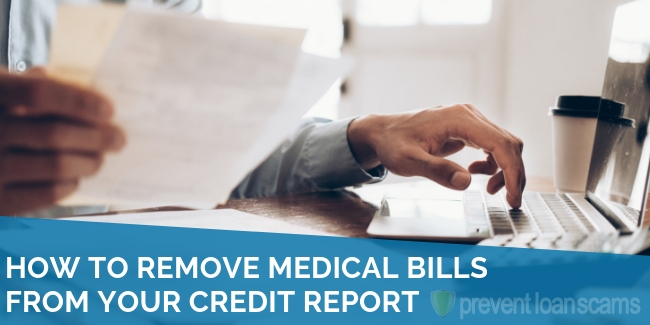How to Remove Medical Bills from Your Credit Report