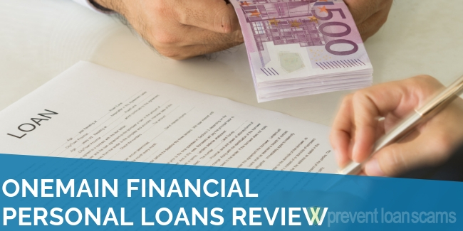 OneMain Financial Personal Loans Review