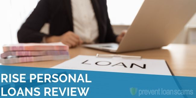 RISE Personal Loans Review