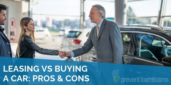 Leasing Vs Buying A Car Pros And Cons >> Leasing Vs Buying A Car Pros Cons 2019 S How To Decide