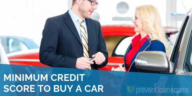Minimum Credit Score to Buy a Car