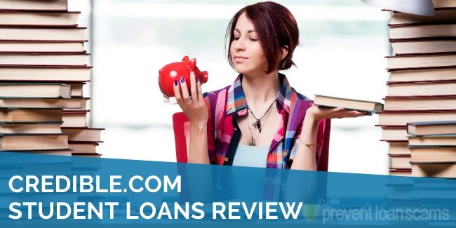 Credible.com Student Loans Review